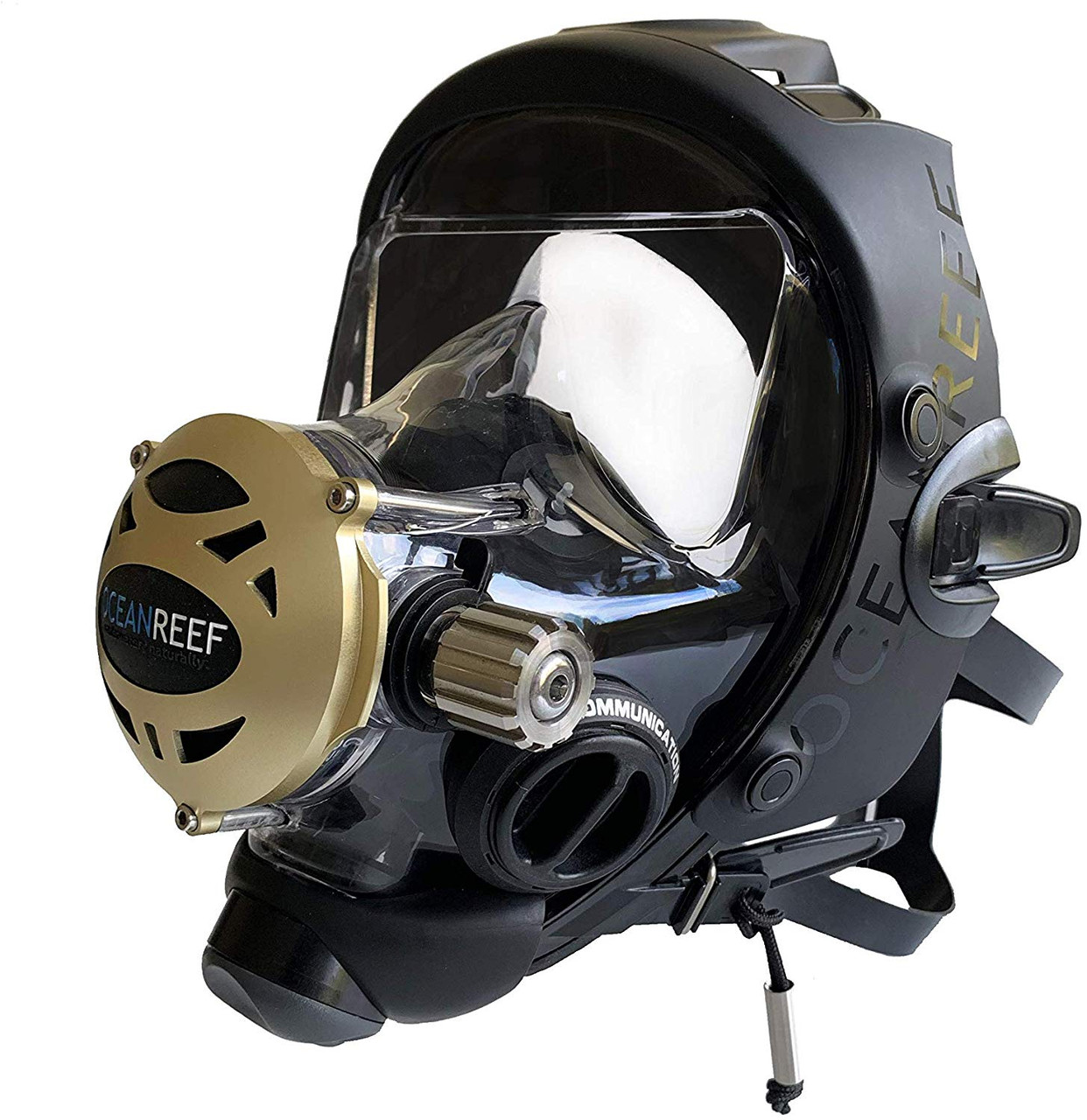 Ocean Reef Predator Extender Divers Full Face Diving Mask