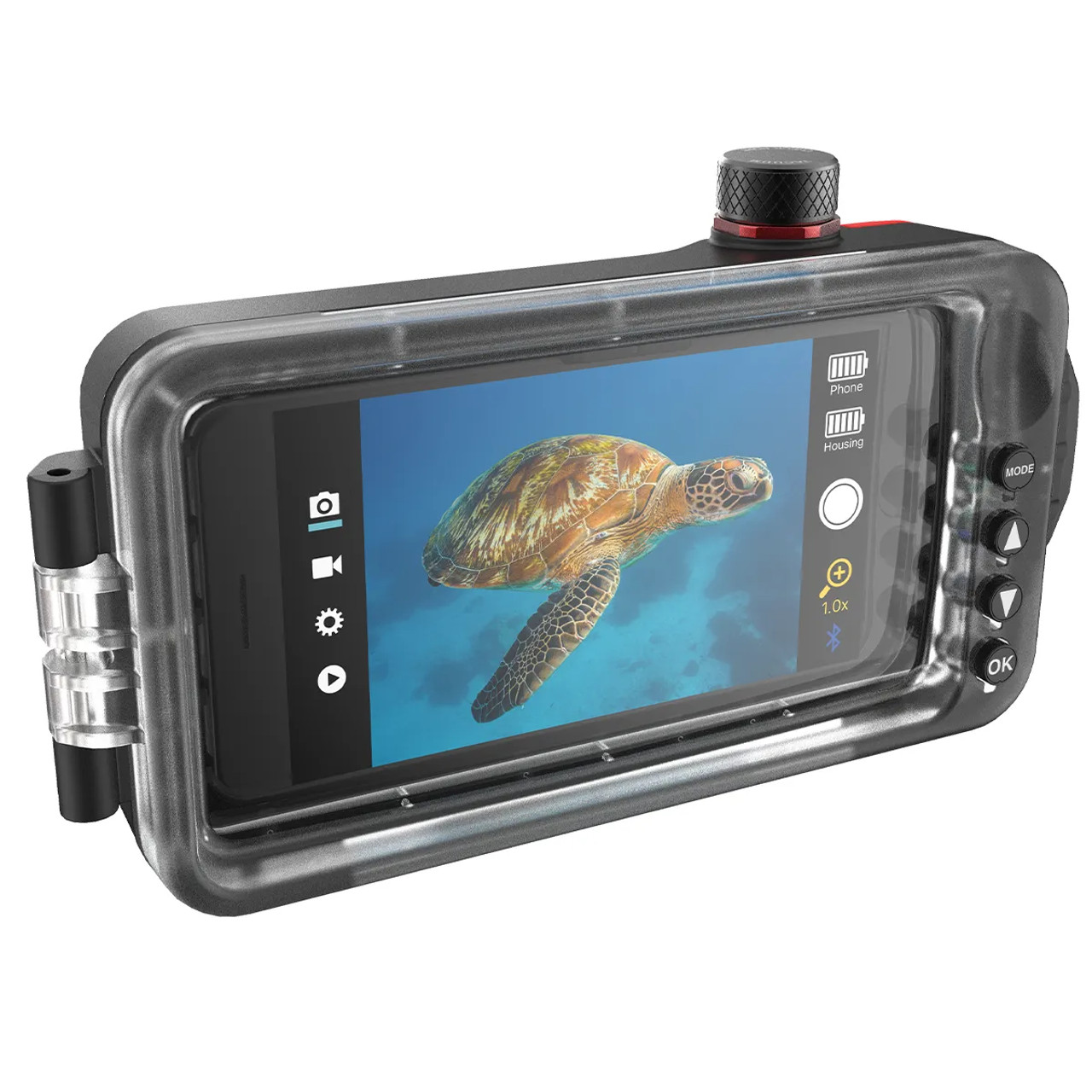 SeaLife SportDiver Underwater Camera Housing for iPhone