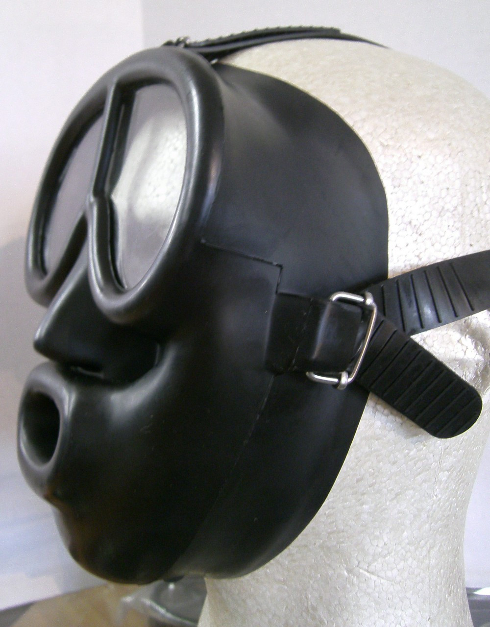 Full Face Scuba Diving Mining Rubber Mask FM61