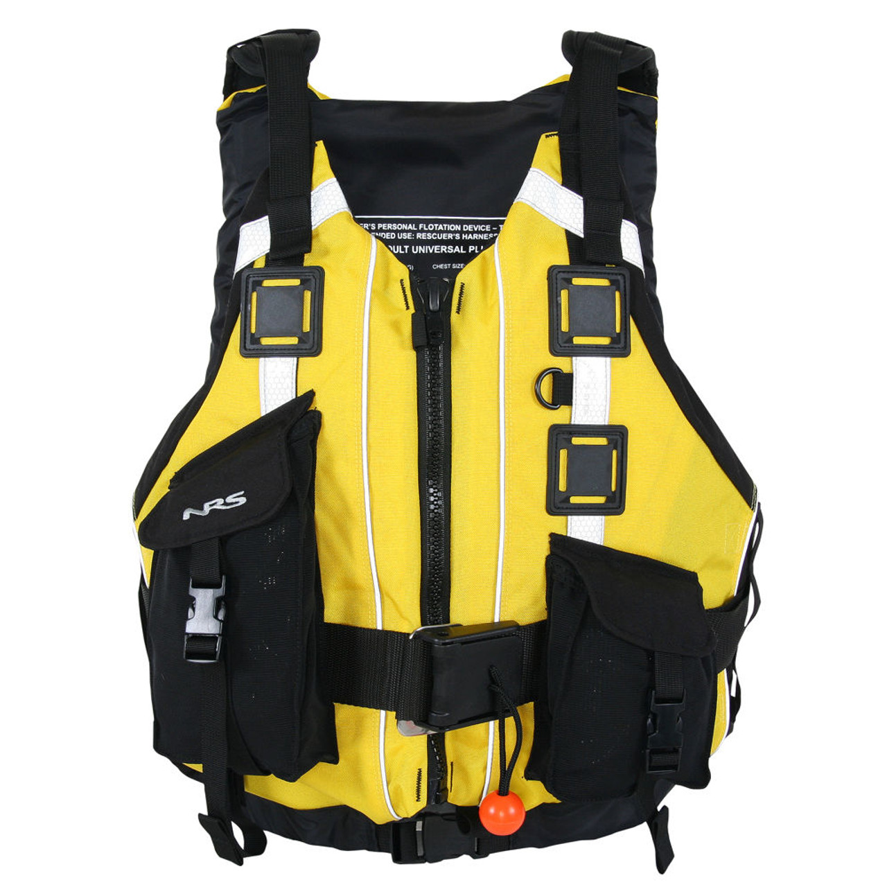 NRS Rapid Rescuer Life Jacket - PFD Kayak, Rafting, Paddle, SUP