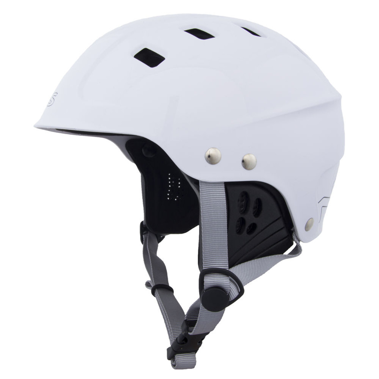 NRS Chaos Helmet - Side Cut Kayaking Rescue Helmet