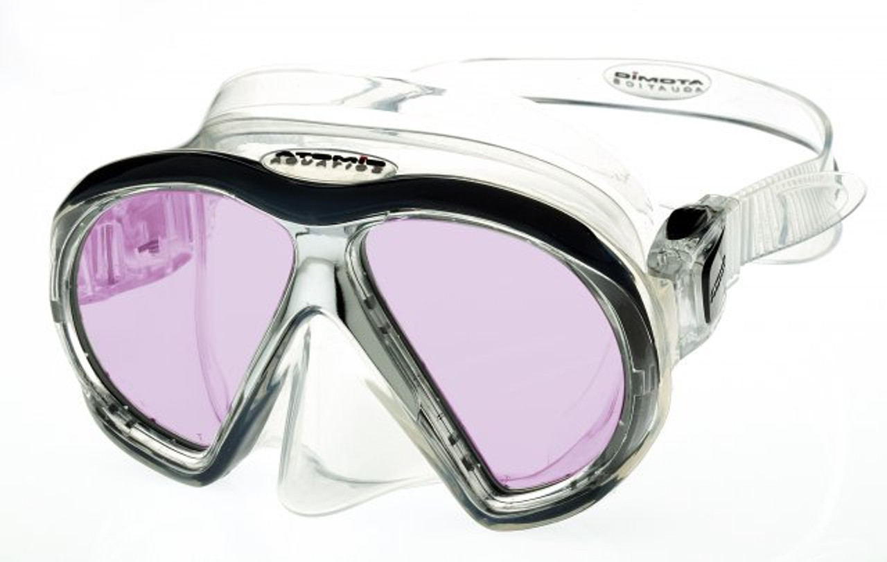 Atomic SubFrame ARC UltraClear Dive Mask