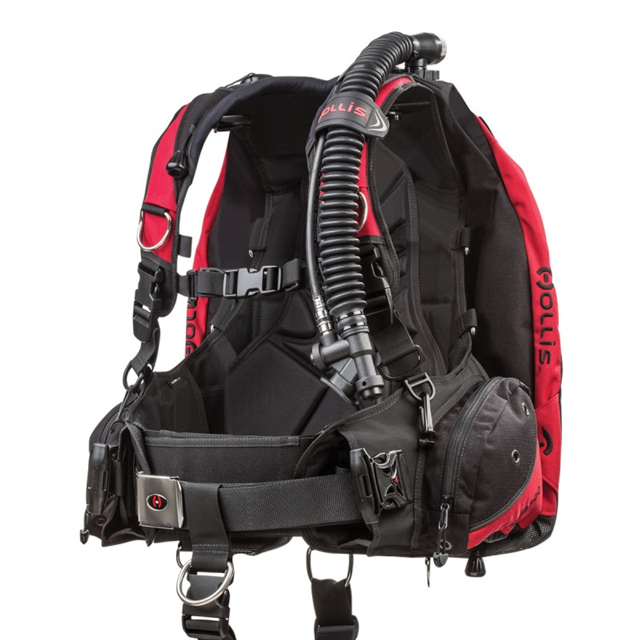 Hollis HD-200 BCD Scuba Dive Buoyancy Compensator