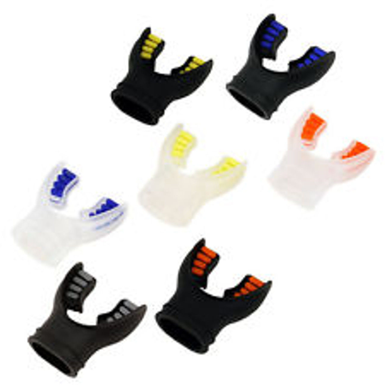 Regulator Silicone Color Scuba Snorkeling Mouthpiece