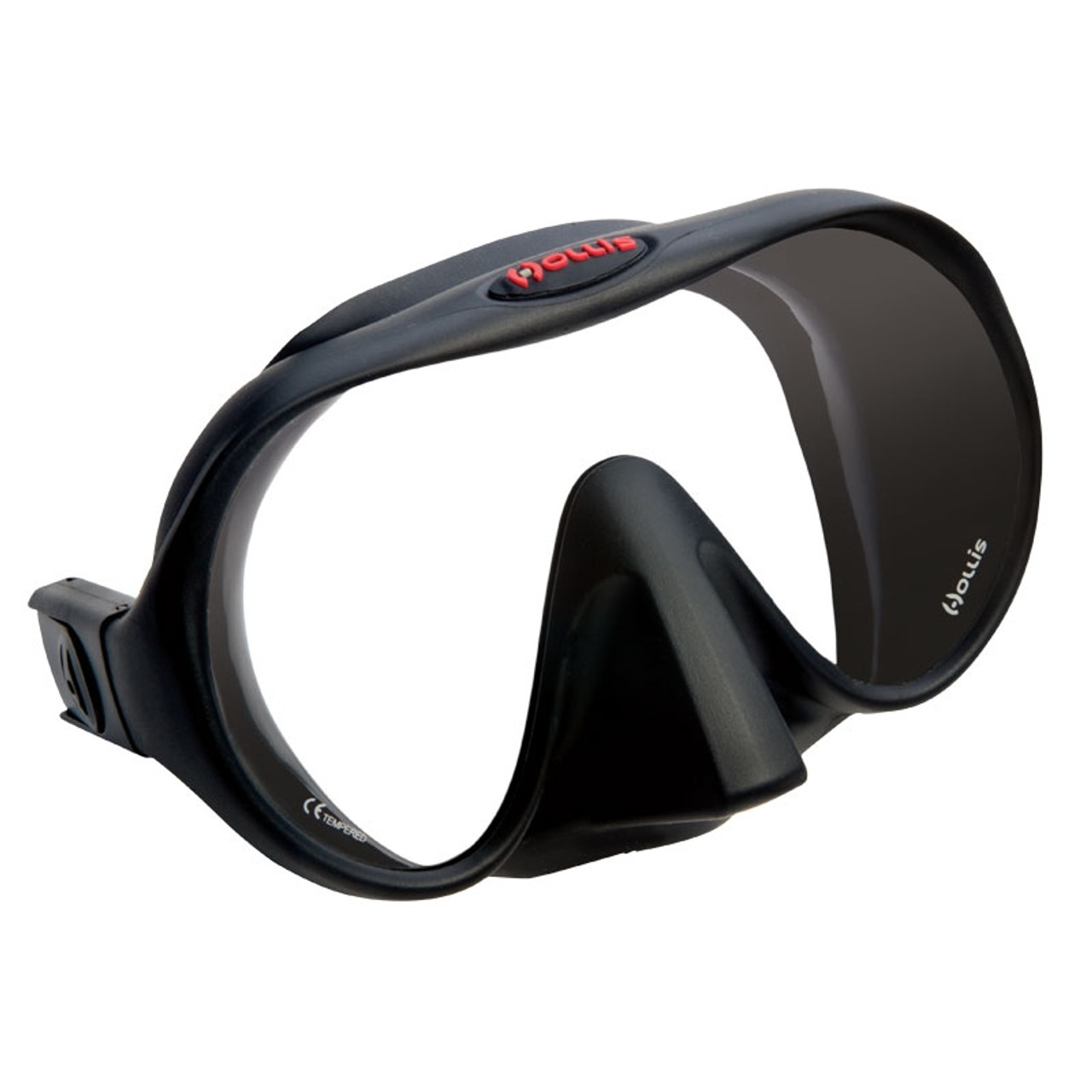 Hollis M-1 Frameless Mask