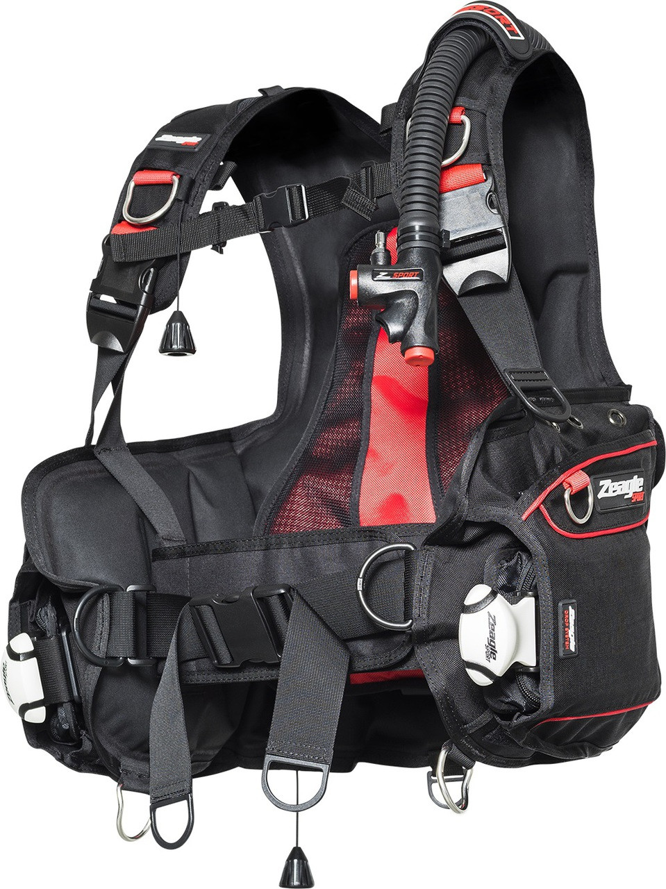 Zeagle Resort BCD Scuba Diving Buoyancy Jacket