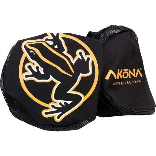 Akona Mesh Travel Duffel