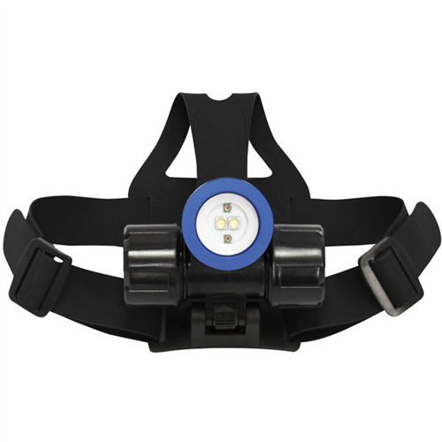 Bigblue 1000 Lumens Wide Beam LED Head Lamp Scuba Dive Light