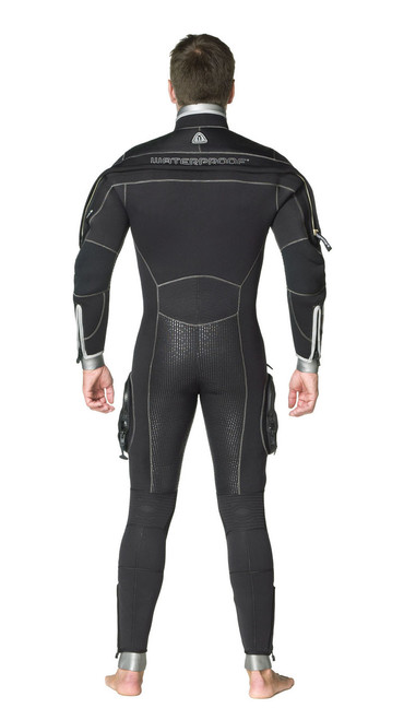 Waterproof SD Combat Hooded Full Scuba Diving Wetsuit Men's