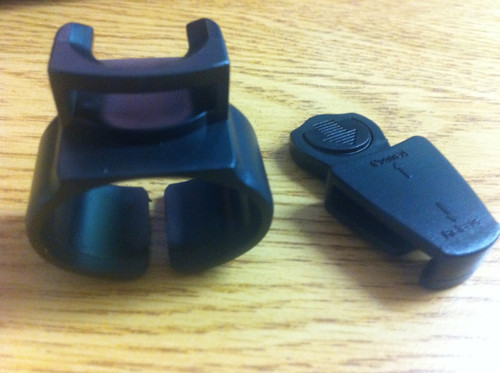 Bare Snorkel Keeper Clip to Mask, Saver Scuba Diving