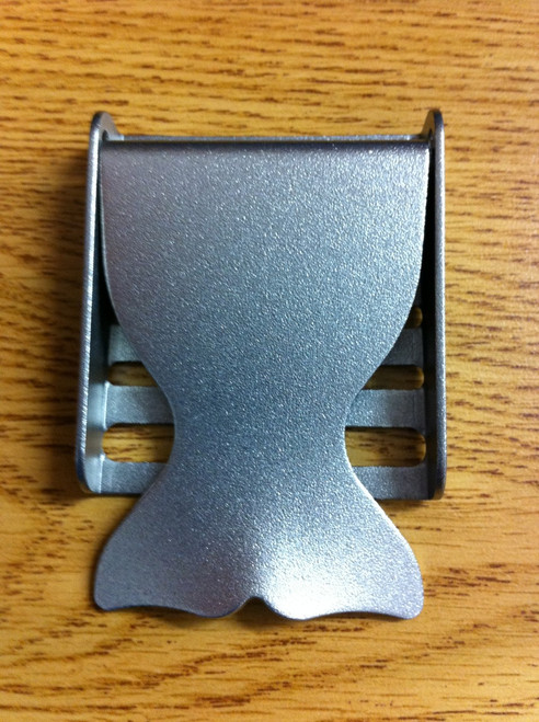 Weight Belt Buckle SS Whale Tail for Scuba Diving