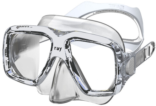 Mares Ray Mask ,FreeDive, Scuba, Diving Dive