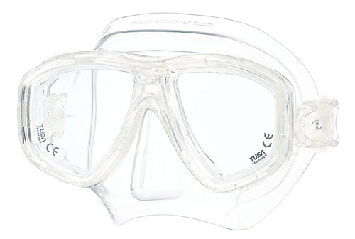 Tusa Freedom Ceos Mask Scuba Diving, FreeDiving, Snorkeling