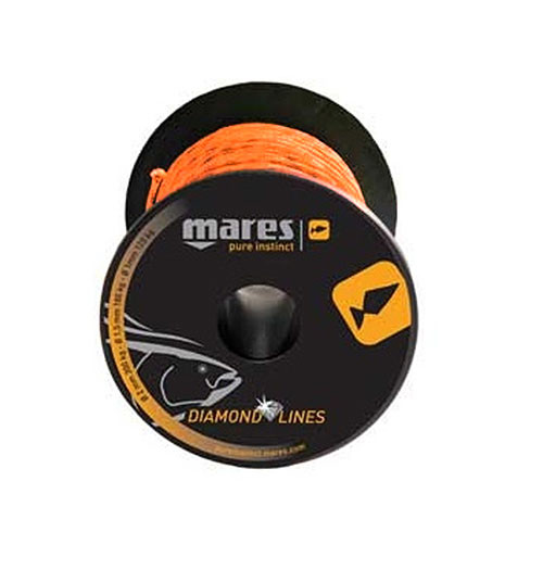 Mares Spear Gun Diamond Lines 100 Meters for Scuba Diving & Spearfishing