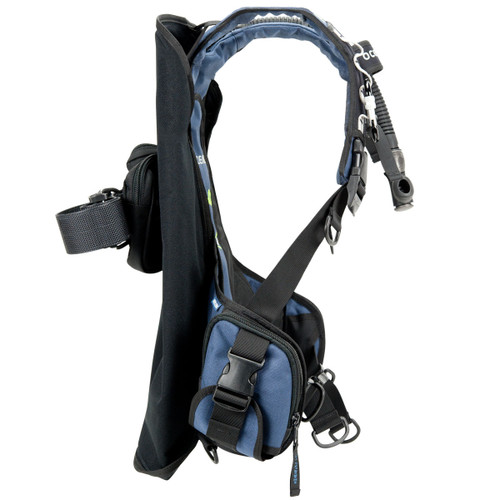 Oceanic BioLite Travel Scuba Diving BCD Buoyancy Compensator
