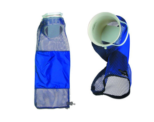 Lobster Inn Deluxe Mesh Game Bag for Scuba, Freediving