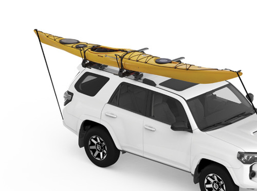 Yakima ShowDown SUP, Kayak, Surfboard Car Roof Rack Universal Carrier 8004081