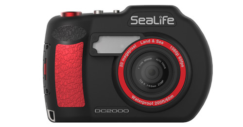 SeaLife DC2000 Pro 2300 Duo Set Underwater Digital Camera Waterproof