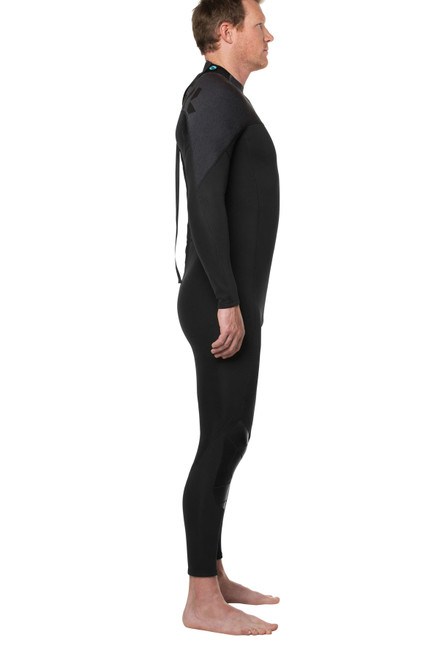 Bare 3/2mm Revel Full Scuba Diving Neoprene Wetsuit Men's