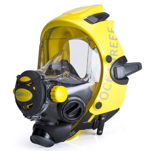 Ocean Reef Space Extender Divers Full Face Diving Mask