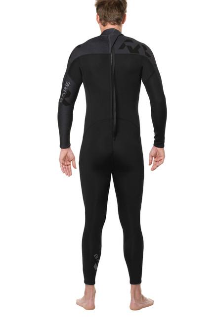 Bare 5mm Revel Full Scuba Diving Neoprene Wetsuit Men's