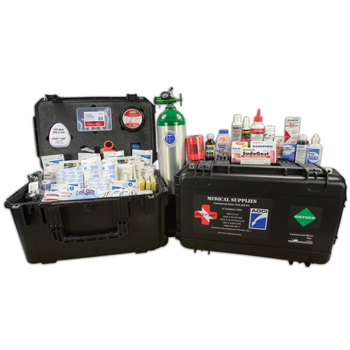 Dive 1st First Aid Commerical Diver Kit
