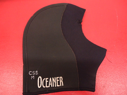 Scuba Diving 7mm Wetsuit Hood (USED) MED