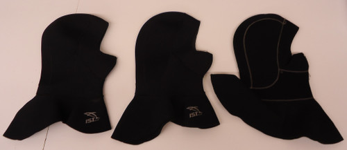 Scuba Diving 5mm Wetsuit Hoods (USED) LOT