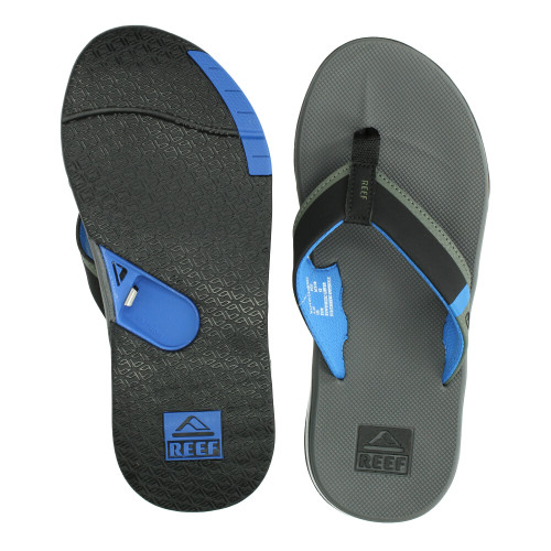 Reef Sandals - Men's Flip Flops - Fanning Low - RF0A3KIHGBL - GBL