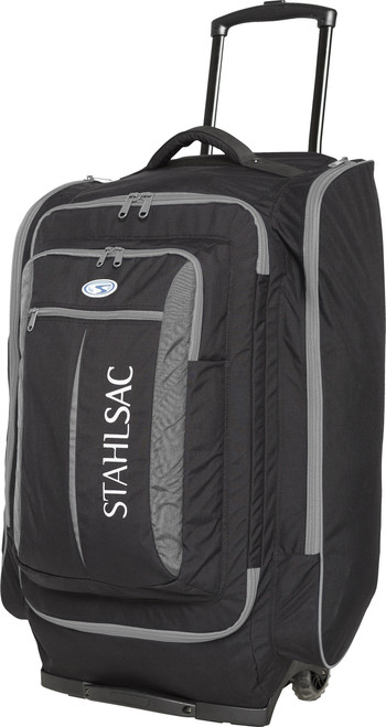 Stahlsac Caicos Cargo Pack Wheeled Scuba Diving Roller Travel Gear Bag