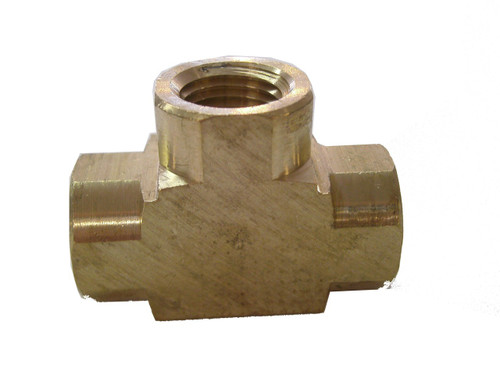 Adapter 1/4 NPT 3 Way Female Brass Scuba Diving Octo