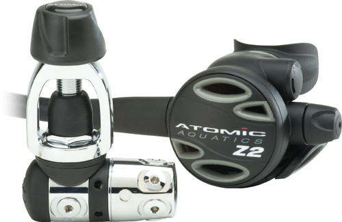 Atomic Aquatics Z2 Sealed Dive Regulator