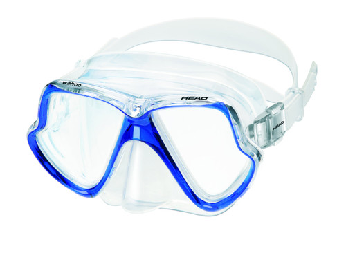 Head Wahoo Mask for Scuba, Diving, Snorkeling, Freediving