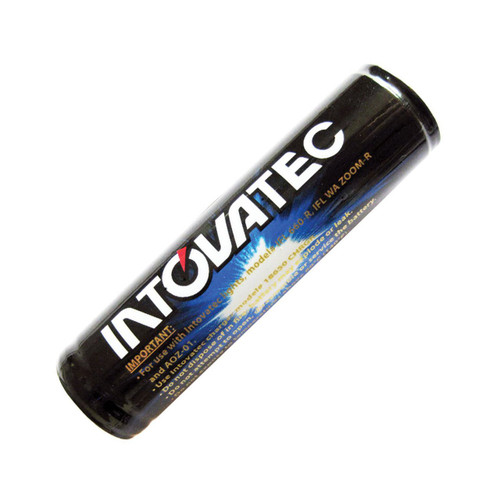Tovatec Intova 18650 Li-Ion Rechargeable Light Battery