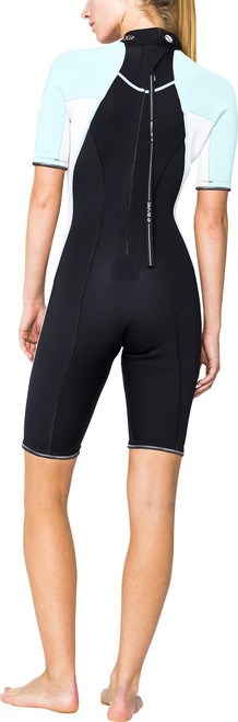 Bare 2mm Nixie Shorty Scuba Diving Wetsuit Women's