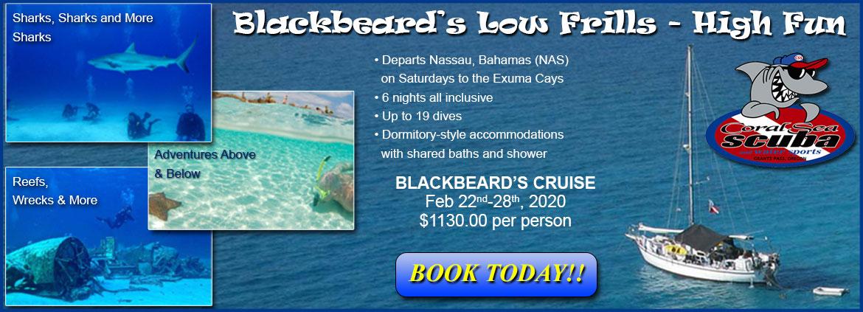 Blackbeard's Low Frills - High Fun