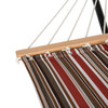 Lazy Daze Hammocks 15 Feet Heavy Duty Steel Hammock Stand, Two Person Quilted Fabric Hammock And Pillow Combo,Sienna Stripe �,P,COMBT01D,,Sundale Outdoor""