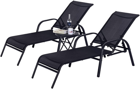 Outdoor Pool Lounge Chair