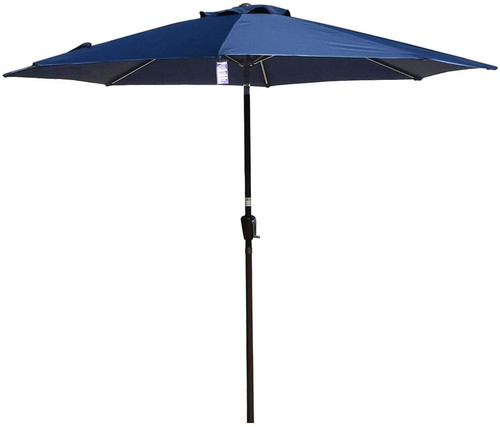 Water Resistant Sundale Outdoor Heavy Duty Patio Offset Cantilever Umbrella Cover Parasol Cover for 9-10 ft Umbrella Beige