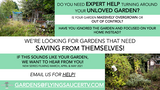 Know anyone with an overgrown garden?