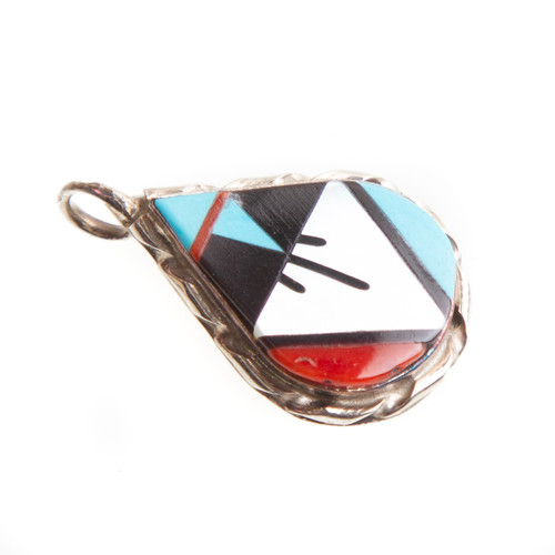 Native American Pendant #0722