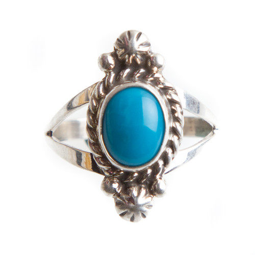 Native American Ring Size 8 #0727