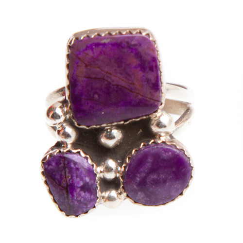 Native American Ring Size 5 #0772