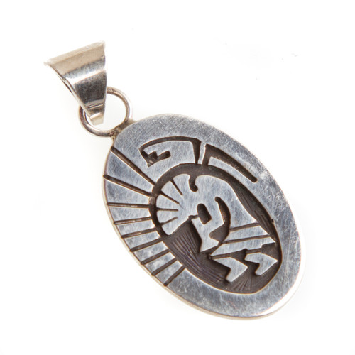 Native American Kokopelli Pendant #0744