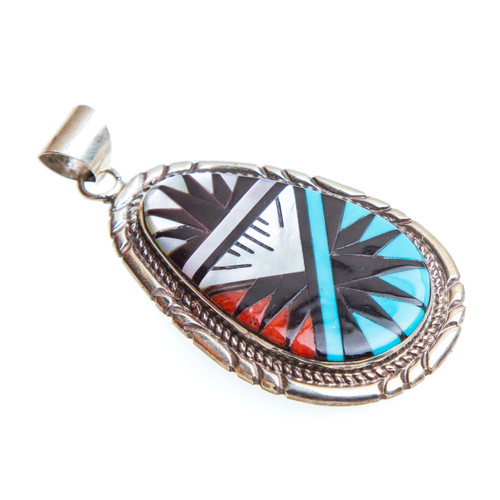 Native American Pendant #0814