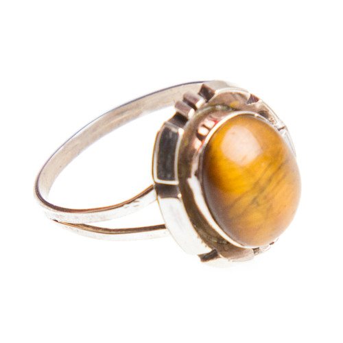 Native American Ring Size 5.25 #0827