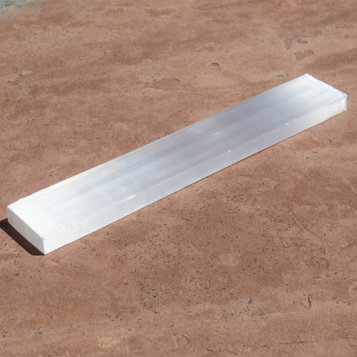Selenite Stick #0977