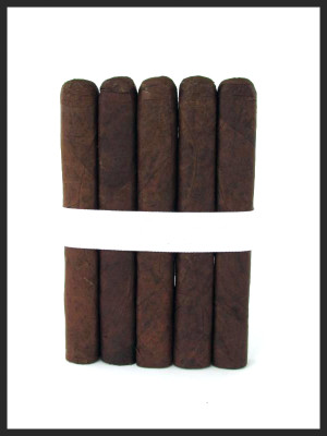 M.C.B. MADE IN MIAMI BOX-PRESS HABANO OSCURO 5 PACK