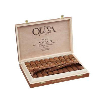 Oliva Serie V Melanio Robusto box of 10