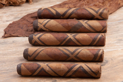 93 Rated Miami Triple Wrap Cigar